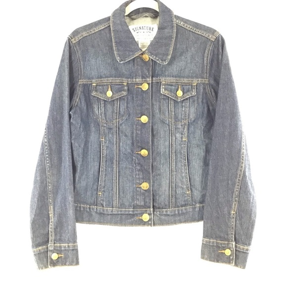 Levi's Button Up Jean Jacket New without Tags